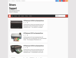 drivercetre.blogspot.com screenshot