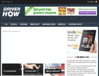 driverhow.com screenshot