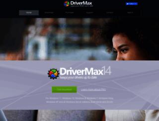 drivermax.com screenshot