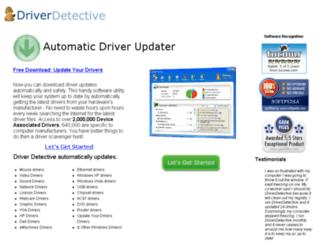 drivermedic.com screenshot