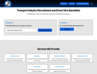 drivers.com.au screenshot