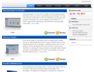 drivers10.net screenshot