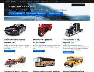 driverstest.info screenshot