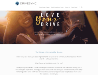 drivesync.com screenshot