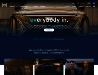 drivethedistrict.com screenshot