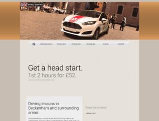 driving-school-beckenham.co.uk screenshot