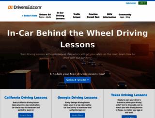 drivingschoolus.com screenshot