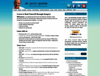 drjerryepstein.org screenshot