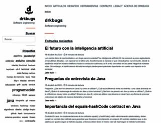 drk.com.ar screenshot