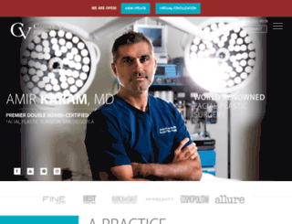 drkaram.com screenshot