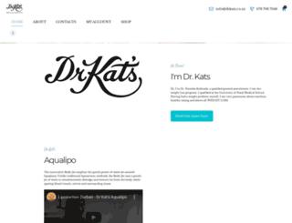 drkats.co.za screenshot