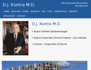drkontra.com screenshot