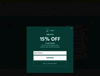 drleaf.com screenshot