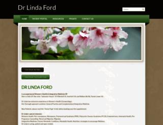 drlindaford.com.au screenshot