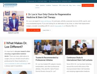 drlox.com screenshot