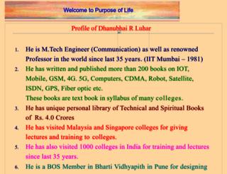 drluhar.com screenshot