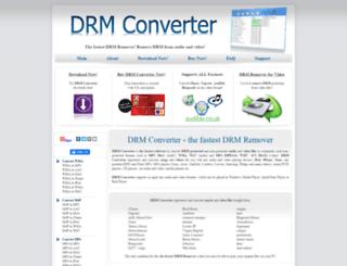 drm-converter.com screenshot