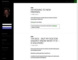 drmartinrussell.com screenshot