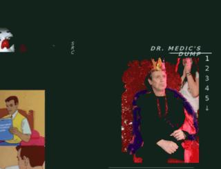 drmedicsdungeon.tumblr.com screenshot