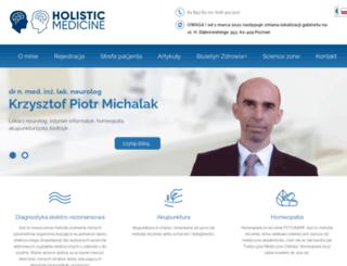 drmichalak.pl screenshot