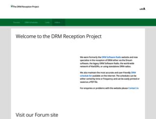 drmrx.org screenshot