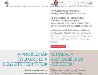 drnatura.hu screenshot