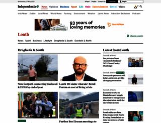 drogheda-independent.ie screenshot