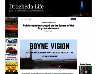 droghedalife.com screenshot