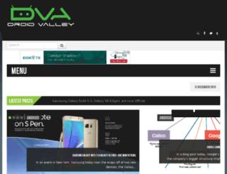 droid-valley.com screenshot