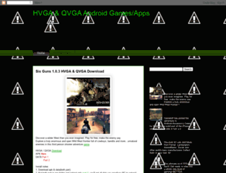 droid25.blogspot.com screenshot