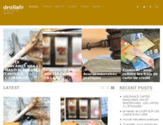 droliafr.info screenshot