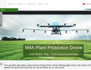 drone-model.com screenshot