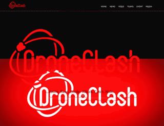droneclash.nl screenshot
