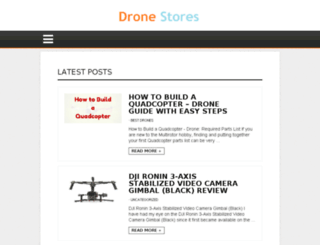 dronestores.net screenshot