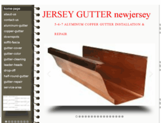 dropoffgutter.jigsy.com screenshot