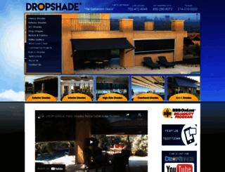 dropshade.com screenshot