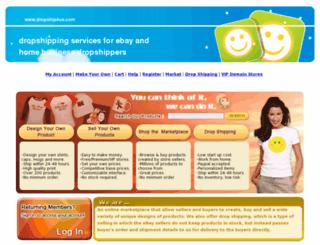 dropship4us.com screenshot