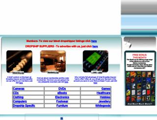 dropshipheaven.com.au screenshot