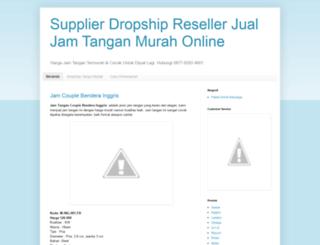 dropshipjamtanganku.blogspot.com screenshot