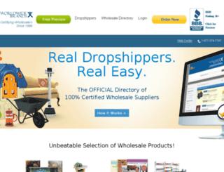 dropshipland.com screenshot