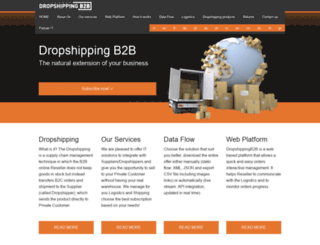 dropshippingb2b.com screenshot