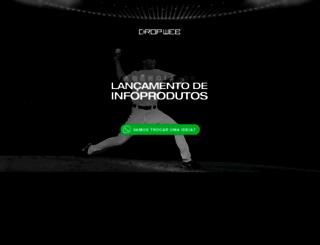 dropweb.com.br screenshot