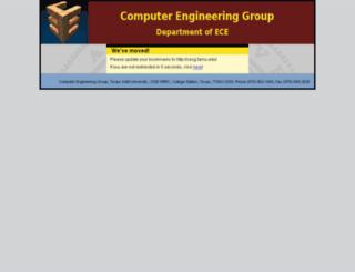 dropzone.tamu.edu screenshot