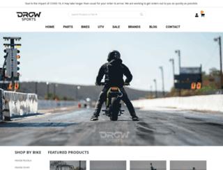 drowsports.com screenshot