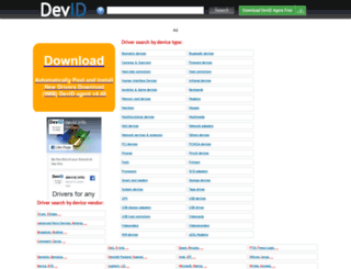 drp.devid.info screenshot