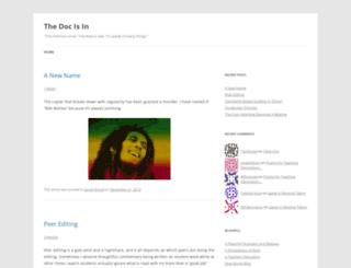 drpezz.wordpress.com screenshot