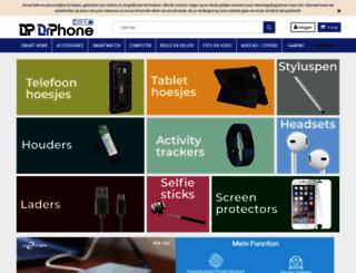 drphone.nl screenshot