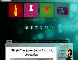drpoisonivy.blogspot.co.il screenshot