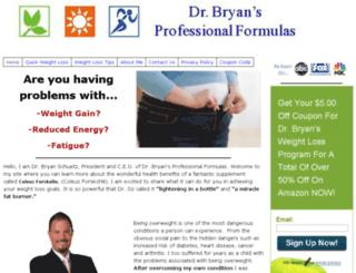 drproformulas.com screenshot