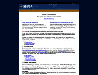 drr.infopop.cc screenshot